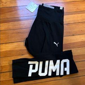 NWT Puma Leggings